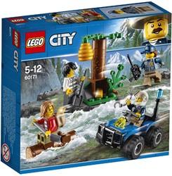 LEGO City bergachtervolging 60171