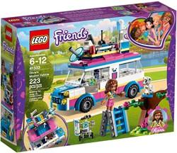 Lego Friends Olivia`s Missievoertuig 41333