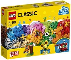 LEGO Classic Stenen en tandwielen 10712