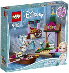 LEGO Disney Princess Elsa's marktavontuur 41155