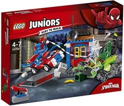 LEGO Juniors Spider-Man vs. Scorpion straatduel 10754