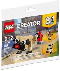 Lego Creator mopshond 30542