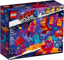 LEGO Movie 2 Koningin Watevra's Bouw iets doos! 70825