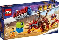 LEGO Movie 2 Ultrakatty & strijder Lucy! 70827