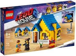 LEGO Movie 2 Emmets droomhuis/reddingsraket 70831