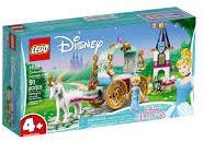 LEGO Disney Princess Assepoesters koetstocht 41159