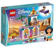 LEGO Disney Princess Aladdins en Jasmines paleisavonturen 41161