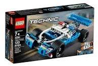 LEGO Technic Politie achtervolging 42091