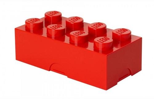 Lunchbox Classic Brick 8 Rood