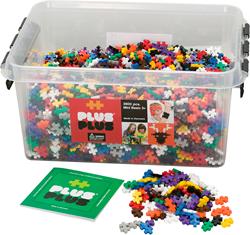 Plus-Plus education Mini Basic - 3600 stuks