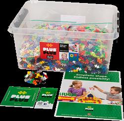Plus-Plus education Mini Mix - 6000 stuks