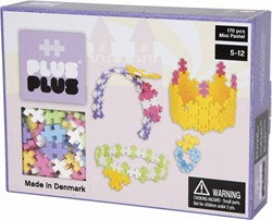 Plus-Plus Mini Pastel - Sieraden - 170 stuks