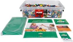Plus-Plus education Mini Basic - 4000 stuks + 12 Bouwplaten
