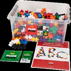 Plus-Plus education Midi Basic - 400 stuks