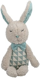 Bloomingville knuffel,Plush Bunny, White, Polyester