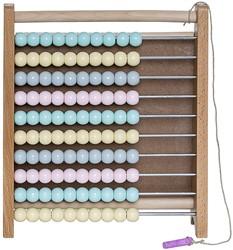 Bloomingville speelgoed, Abacus, Multi-color, MDF