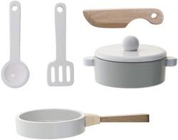 Bloomingville speelgoed, Play Set, Kitchen, White, MDF
