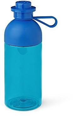 LEGO Drinkbeker Hydration Transparant 500ml - Blauw