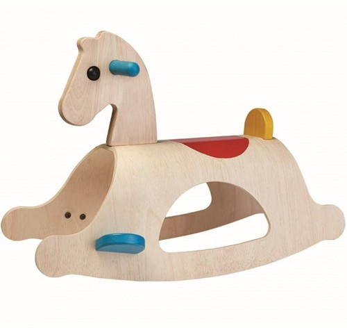 Plan Toys Palomino hobbelpaard