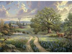 Schmidt  legpuzzel Country living - 1000 stukjes