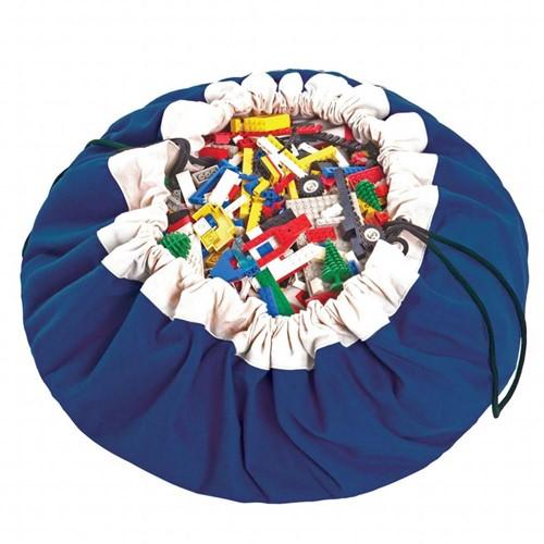 Play&Go  speelgoed opbergzak Blauw