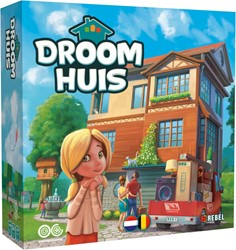 White Goblin Games bordspel Droomhuis