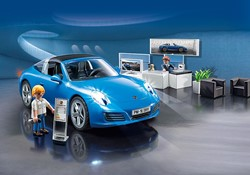 Playmobil  Sports & Action Porsche Targa S 5991