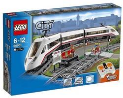 LEGO City Hogesnelheidstrein 60051