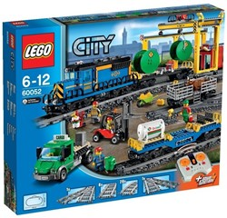 LEGO City Treinen Vrachttrein 60052