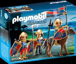 Playmobil Knights  - Verkenners van de Leeuwenridders  6006