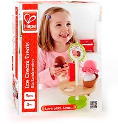 Hape houten keuken accessoires Ice Cream Treats