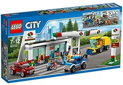 Lego  City set Benzinestation 60132
