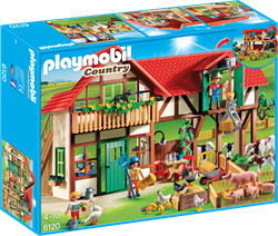 Playmobil Country  - Grote boerderij  6120