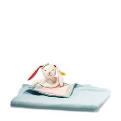 Steiff dekentje Blossom Babies rabbit cuddly blanket, multicoloured 68 cm