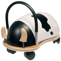 Wheelybug loopauto Koe klein