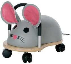 Wheelybug  loopauto Muis klein