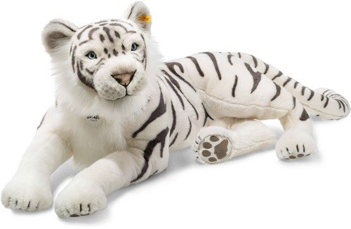 Steiff Tuhin, the white tiger