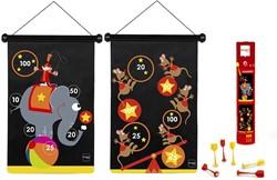 Scratch  Actiespel Dartboard Circus 36X70Cm