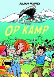 Zwijsen  avi boek Op kamp. AVI M5