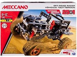 Meccano constructie speelgoed 25in1 off road truck
