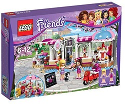 Lego Friends Heartlake cupcake cafe 41119