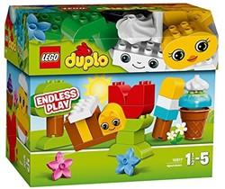 Lego  Duplo set Creatieve kist 10817
