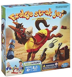 Hasbro familiespel Ezeltje strek je!