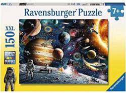 Ravensburger  legpuzzel In de ruimte - 150 stukjes