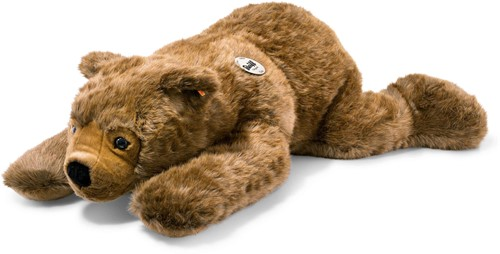 Steiff Urs brown bear, mottled brown