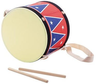Plan Toys  houten muziekinstrument Big drum II