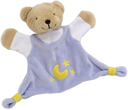 Goki Cuddle bear (light blue)