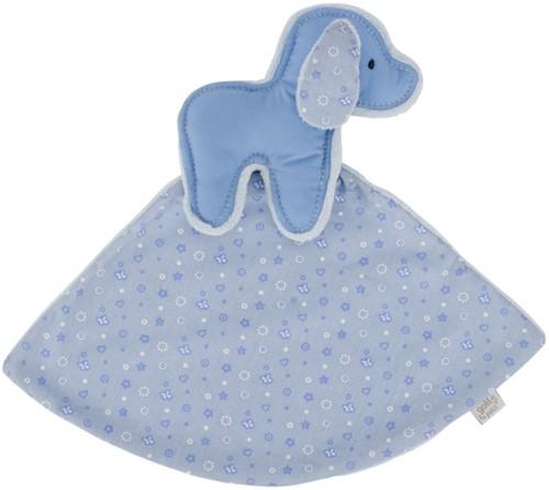 Goki Cuddle cloth dog, le petit
