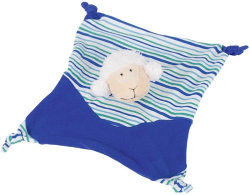 Goki Cuddle sheep (blue)