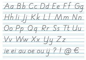 Schrijfblokken & -schriften